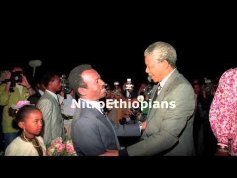 Mengistu HaileMariam Interview On Mandela