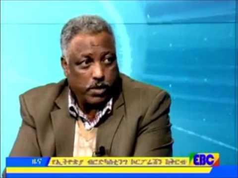 Scrapping The Master Plan On The Table,Abadula Gemeda.